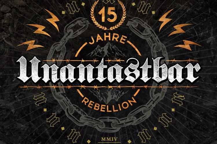 Unantastbar- Album Cover