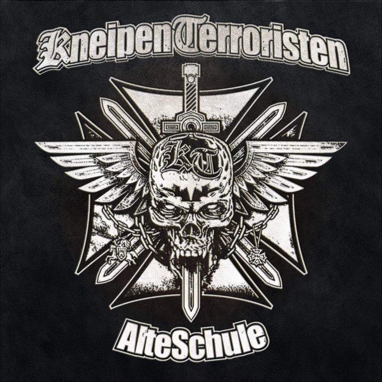 Cover des Albums Alte Schule von den Kneipenterroristen