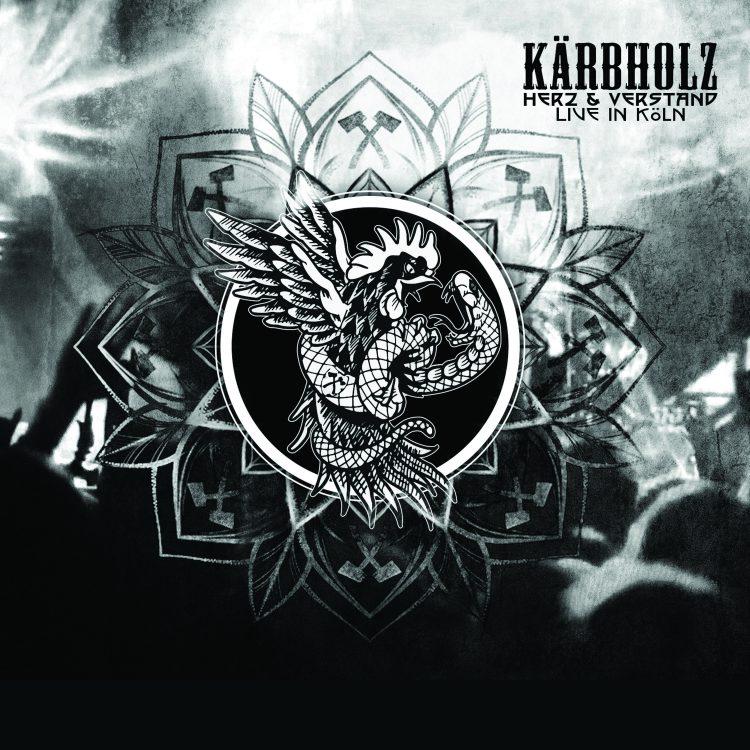Kärbholz Herz & Verstand Live Cover