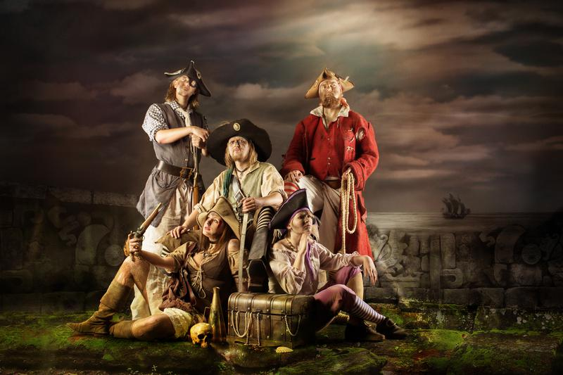 Mr.Hurley & Die Pulveraffen Bandfoto