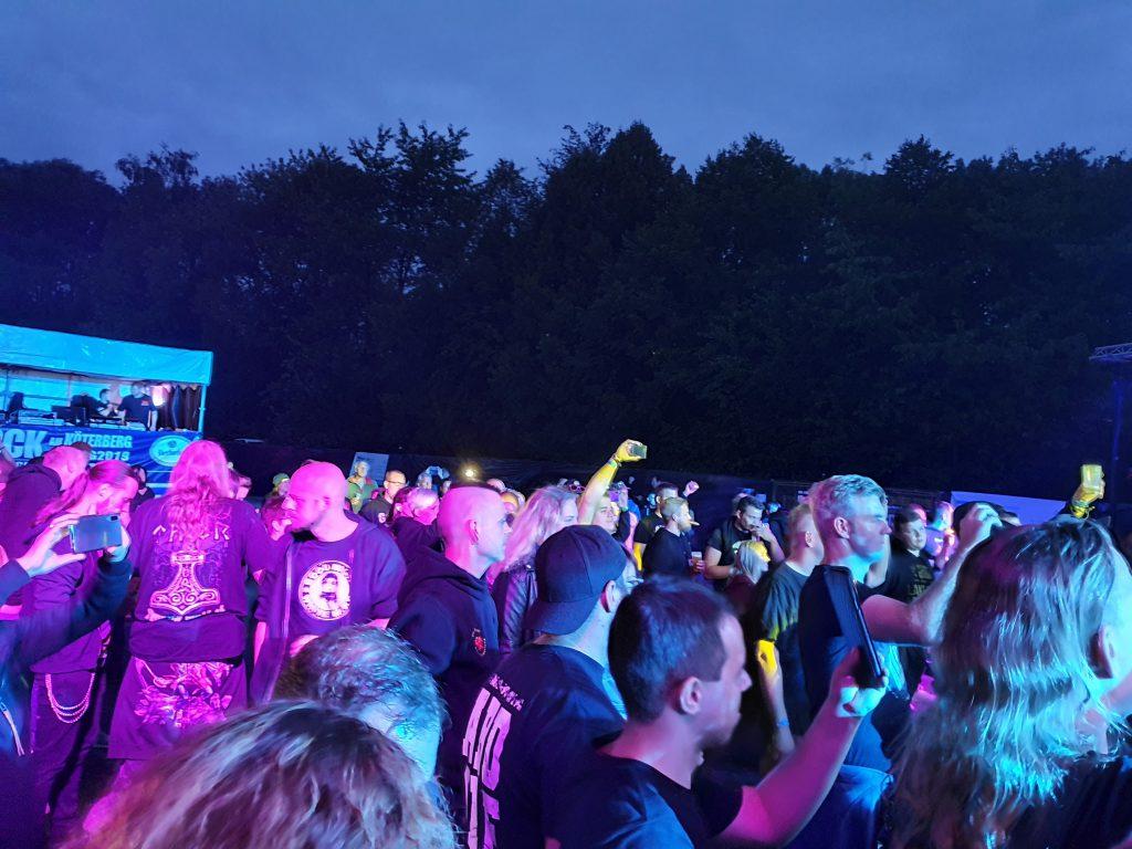 Publikum Rock am Köterberg