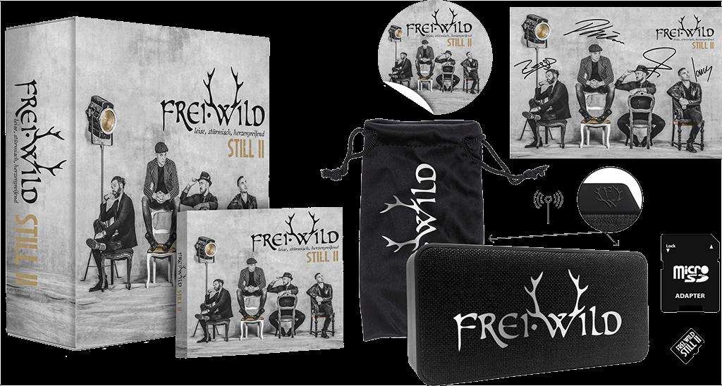 Frei.Wild - Still 2  Boxset