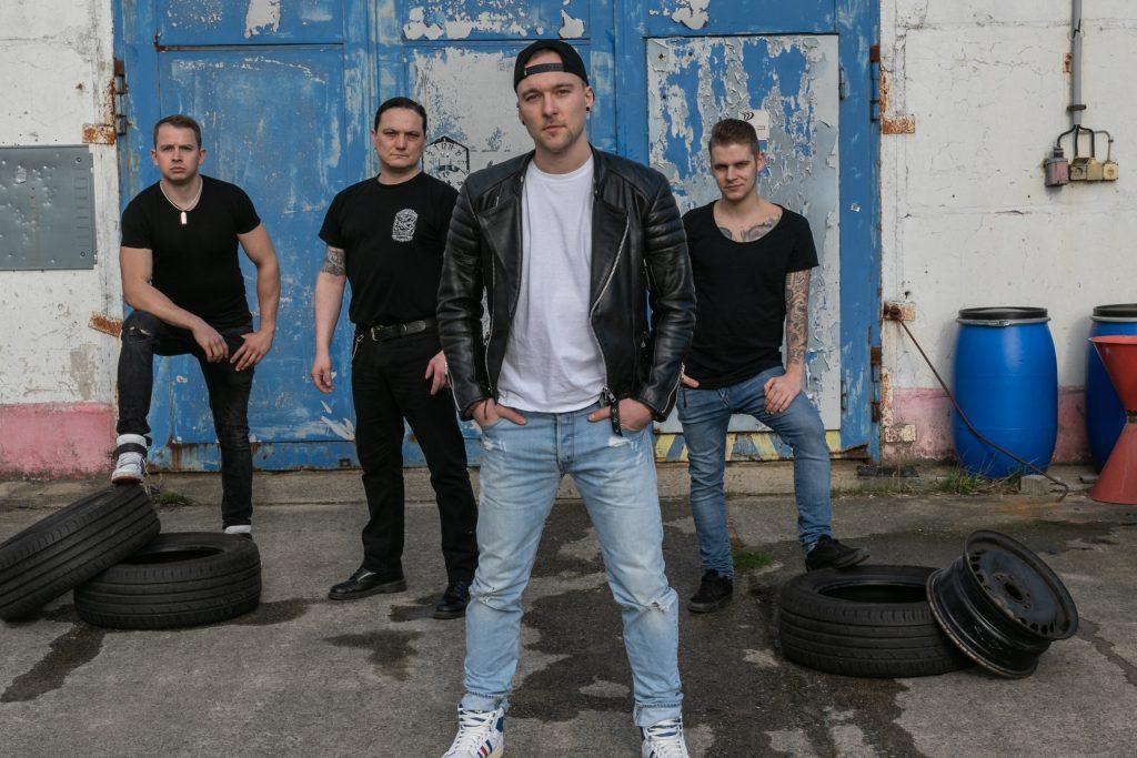Hartholz Bandfoto