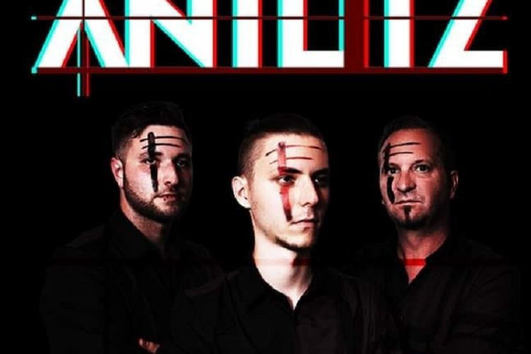 Antlitz Bandfoto