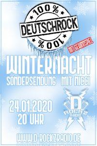 100 % Deutschrock Winternacht- Special