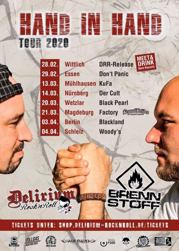 Delirium Rock'n Roll Tour