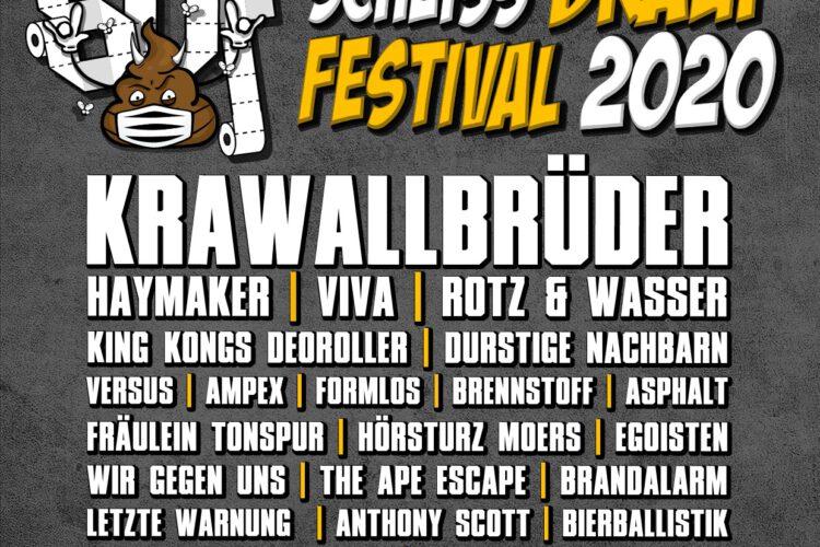 Scheiss Drauf Festival 2020